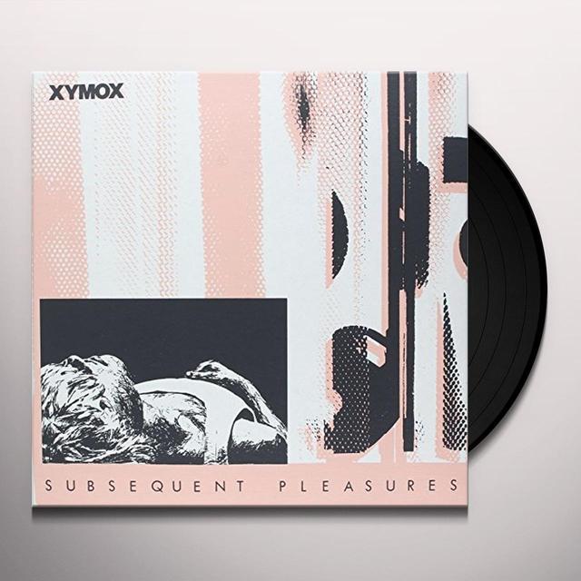 Xymox SUBSEQUENT PLEASURES Vinyl Record