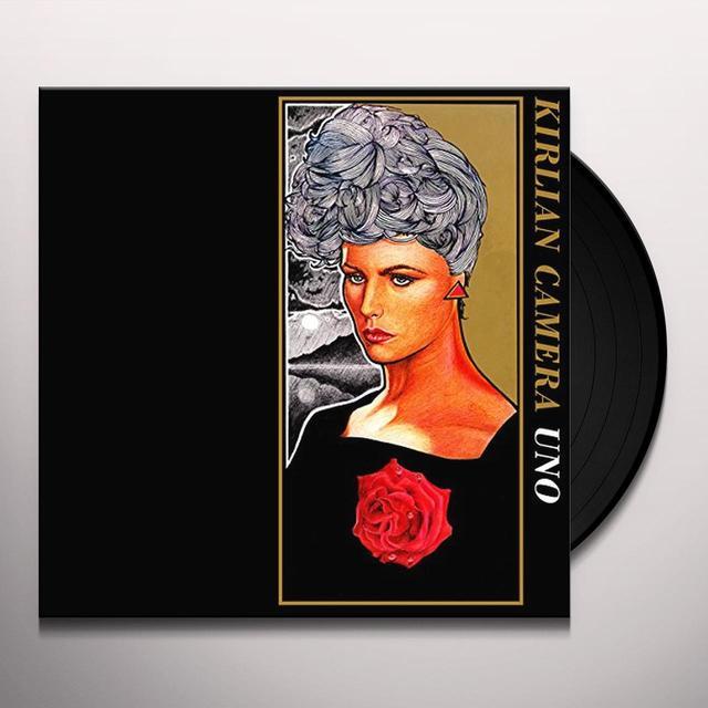 Kirlian Camera UNO (WSV) Vinyl Record