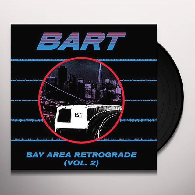 BAY AREA RETROGRADE (BART) 2 / VAR Vinyl Record