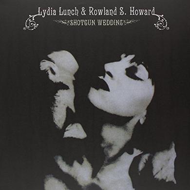 Lydia Lunch / Rowland S. Howard SHOTGUN WEDDING Vinyl Record