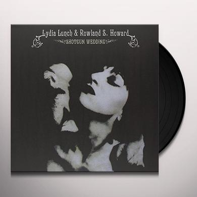 Lydia Lunch / Rowland S. Howard SHOTGUN WEDDING Vinyl Record