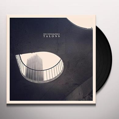 Talons NEW TOPOGRAPHICS Vinyl Record - UK Import