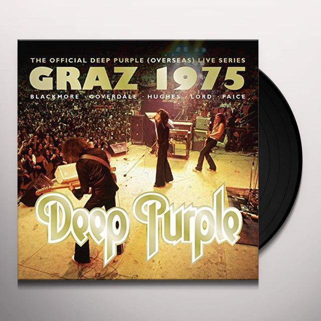Deep Purple GRAZ 1974 (UK) (Vinyl)