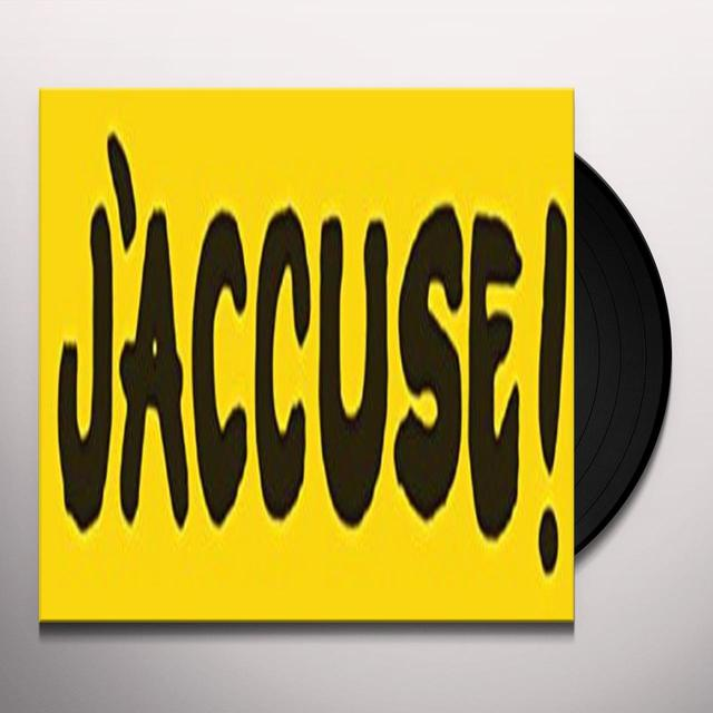 Jack Adaptor J'ACCUSE: VINYL EDITION Vinyl Record - UK Import