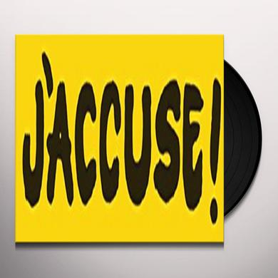 Jack Adaptor J'ACCUSE: VINYL EDITION Vinyl Record