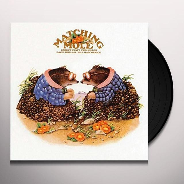 MATCHING MOLE Vinyl Record - UK Release