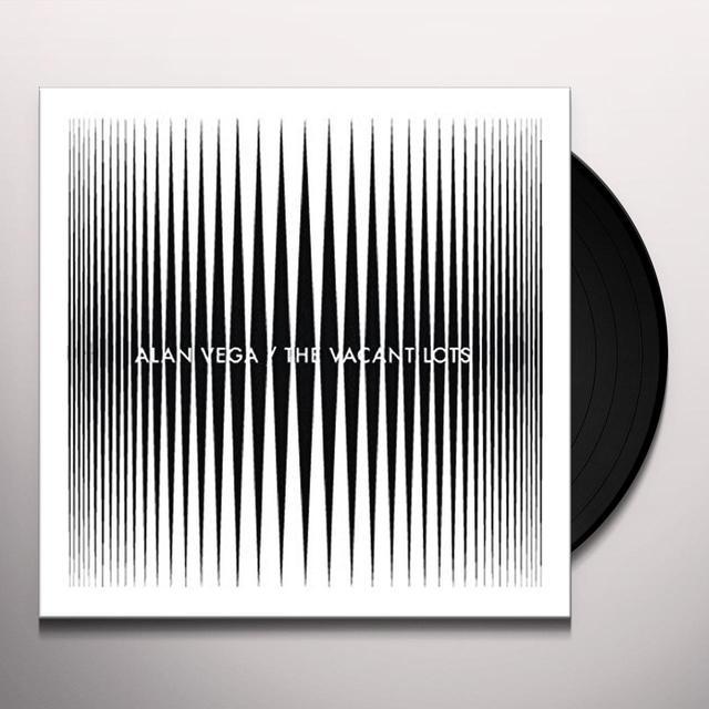Alan/The Vacant Lots Vega SPLIT SINGLE NO. 4 Vinyl Record - UK Import