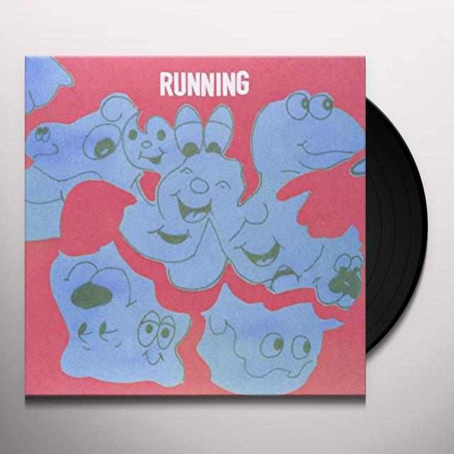 Running FRIZZLED Vinyl Record - UK Import
