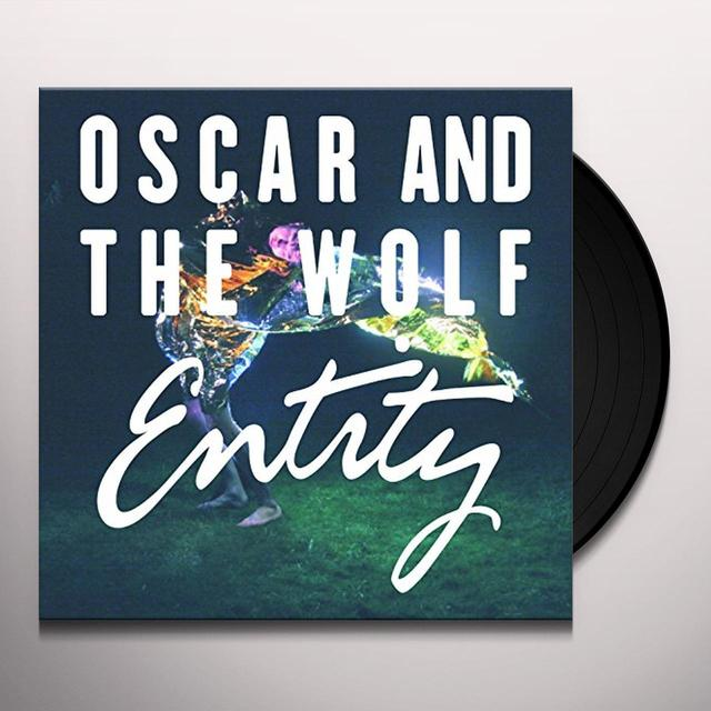 Oscar & The Wolf ENTITY Vinyl Record - UK Import