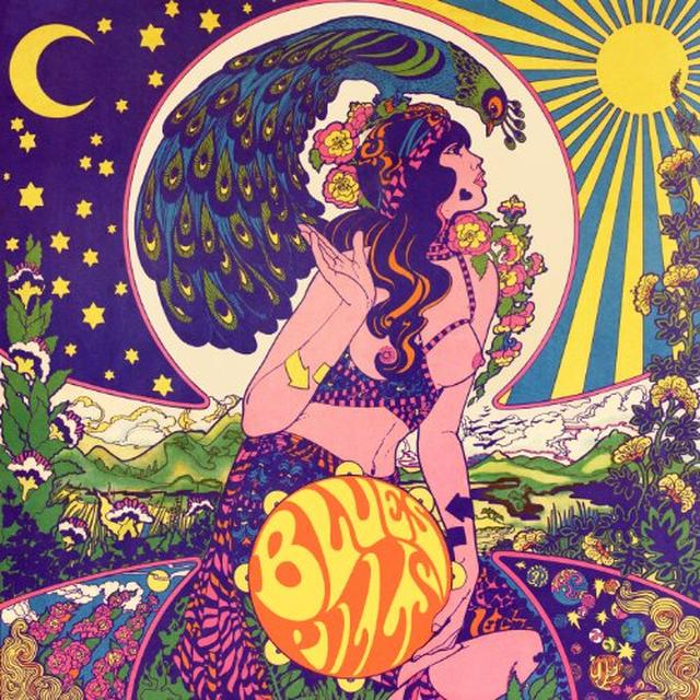 BLUES PILLS Vinyl Record - UK Import