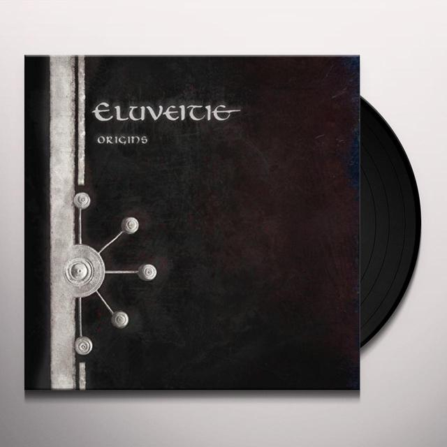 Eluveitie ORIGINS Vinyl Record - Holland Import