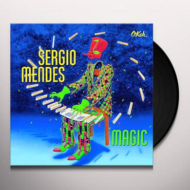Sérgio Mendes MAGIC Vinyl Record