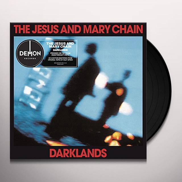 The Jesus and Mary Chain DARKLANDS Vinyl Record - UK Import