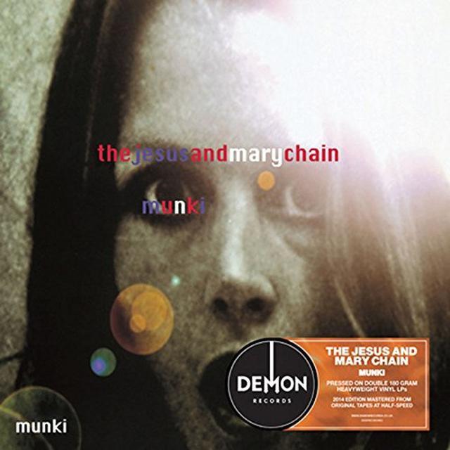 The Jesus and Mary Chain MUNKI Vinyl Record - UK Import