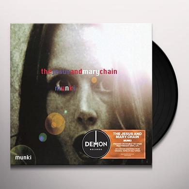 The Jesus and Mary Chain MUNKI Vinyl Record - UK Import