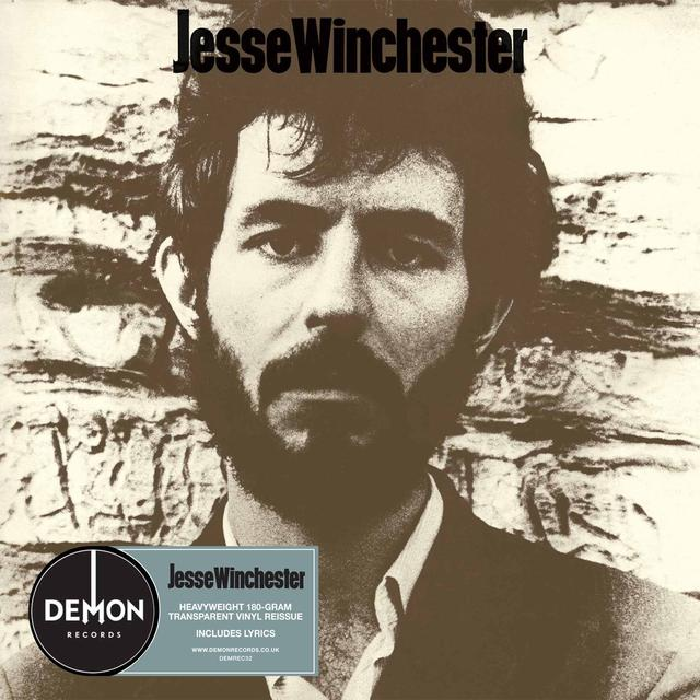 JESSE WINCHESTER Vinyl Record - UK Import