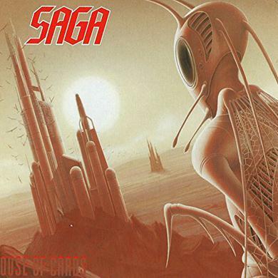 Saga HOUSE OF CARDS Vinyl Record