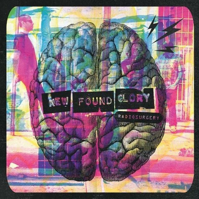 New Found Glory RADIOSURGERY Vinyl Record