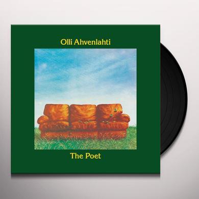 Olli Ahvenlahti POET Vinyl Record