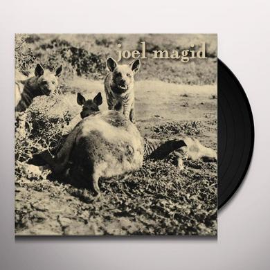 Joel Magid HYENAS Vinyl Record