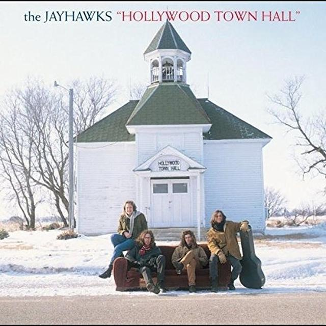 Jayhawks HOLLYWOOD TOWN HALL Vinyl Record