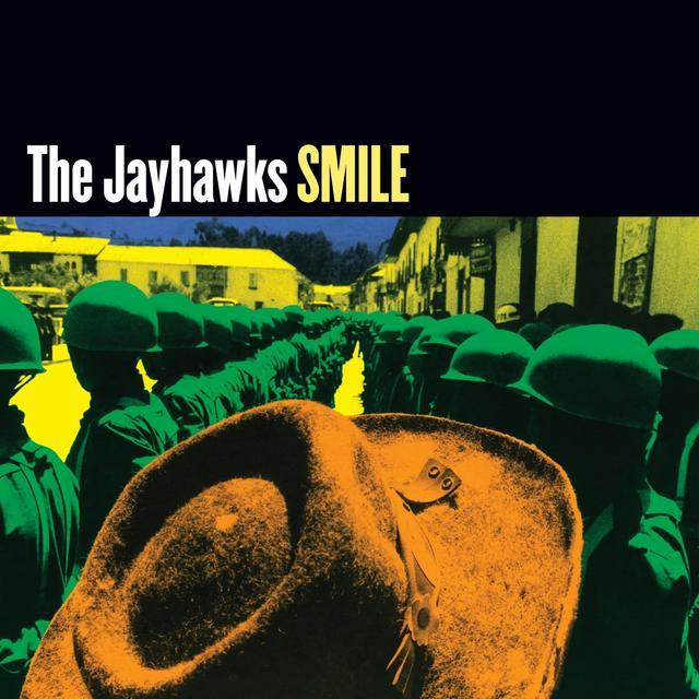 Jayhawks SMILE Vinyl Record
