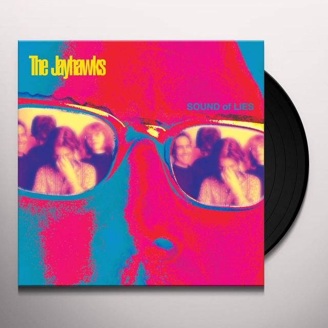 Jayhawks SOUND OF LIES Vinyl Record