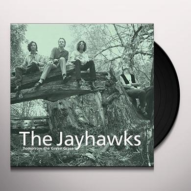 Jayhawks TOMORROW THE GREEN GRASS Vinyl Record
