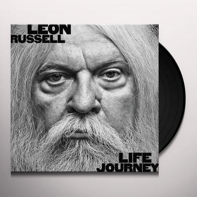 Leon Russell LIFE JOURNEY Vinyl Record
