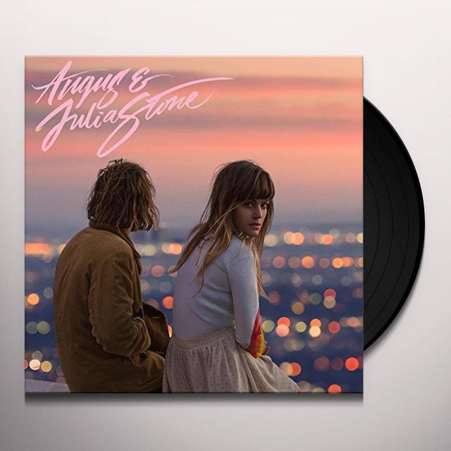 ANGUS & JULIA STONE Vinyl Record - 180 Gram Pressing