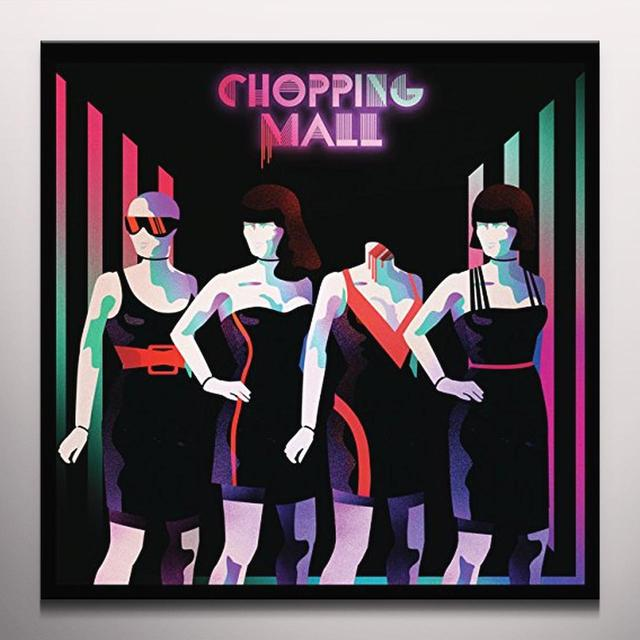 Chuck (Rmst) (Colv) (Ogv) Cirino CHOPPING MALL / O.S.T. Vinyl Record - Colored Vinyl, 180 Gram Pressing, Remastered