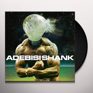 Adebisi Shank THIS IS THE THIRD ALBUM OF A BAND CALLED ADEBISI Vinyl Record