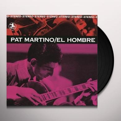 Pat Martino EL HOMBRE Vinyl Record