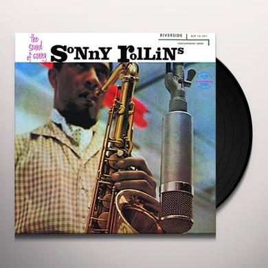 Sonny Rollins SOUND OF SONNY Vinyl Record