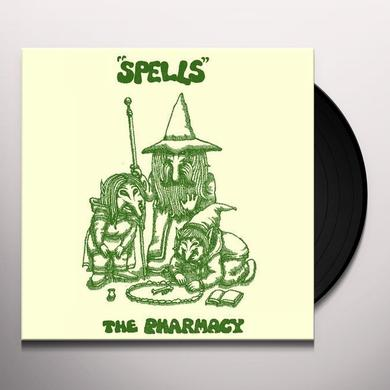 Pharmacy SPELLS Vinyl Record - Digital Download Included