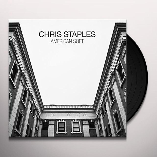 Chris Staples AMERICAN SOFT (BONUS TRACKS) Vinyl Record - Digital Download Included