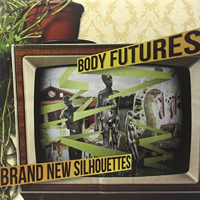 Body Features BRAND NEW SILHOUETTES Vinyl Record