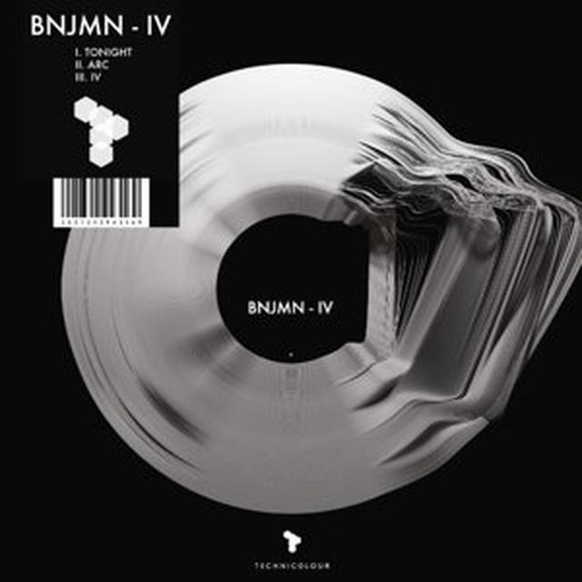 Bnjmn IV Vinyl Record