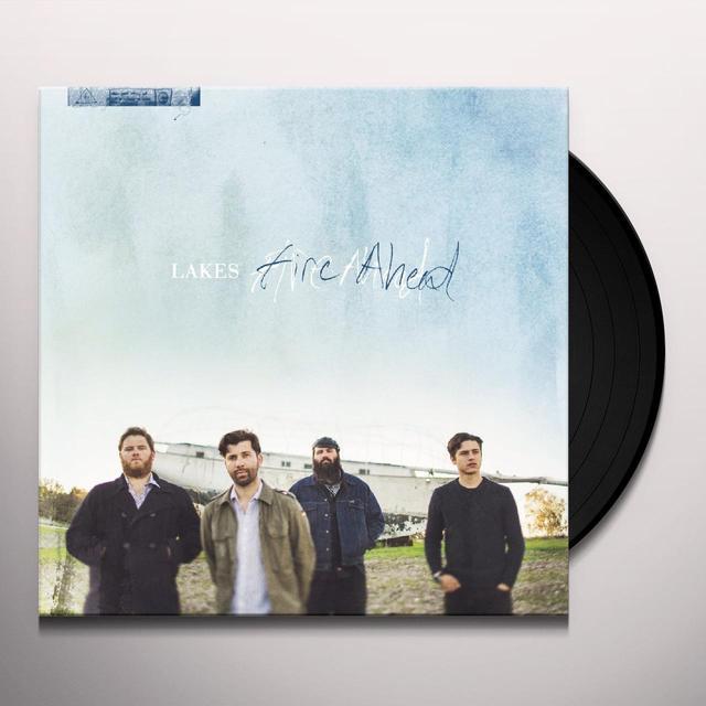 Lakes FIRE AHEAD Vinyl Record