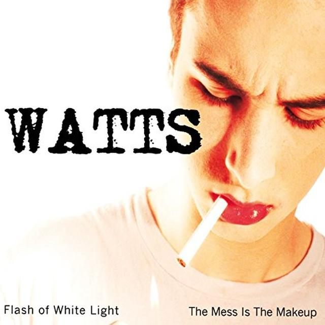 Watts FLASH OF WHITE LIGHT Vinyl Record