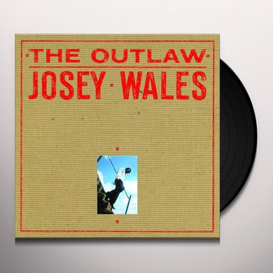 Josey Wales OUTLAW Vinyl Record