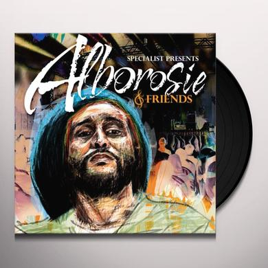 SPECIALIST PRESENTS ALBOROSIE & FRIENDS Vinyl Record