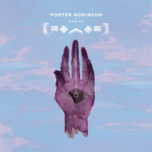 Porter Robinson WORLDS Vinyl Record
