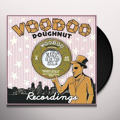 Deep Fried Boogie Band DOUGHNUT MAKE MY BROWN EYES BLUE / TOKYO COWBOY Vinyl Record