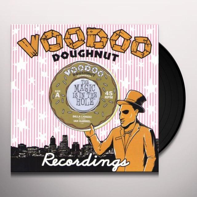 Ian Karmel & Nathan Brannon COMEDY SPLIT Vinyl Record
