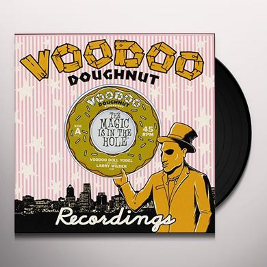 Larry Wilder & Dickel Brothers AMERICANA SPLIT Vinyl Record