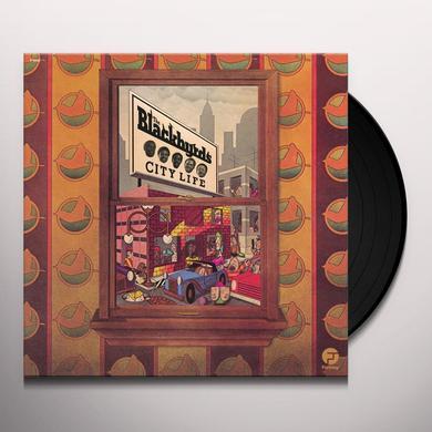 Blackbyrds CITY LIFE Vinyl Record