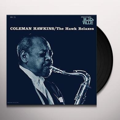 Coleman Hawkins HAWK RELAXES Vinyl Record