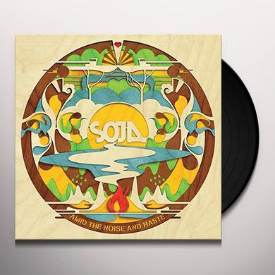 Soja AMID THE NOISE & HASTE Vinyl Record