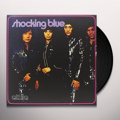 Shocking Blue ATTILA (BONUS TRACKS) Vinyl Record - 180 Gram Pressing